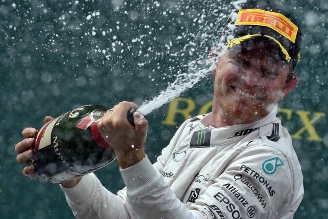 Nico Rosberg siegt in Spielberg