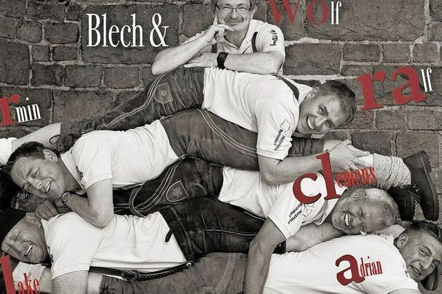 Blasmusikfest der Trachtenkapelle Amrigschwand-Tiefenhäusern in Höchenschwand