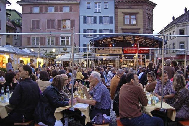 Am Wochenende findet in Bad Säckingen das Brückenfest statt