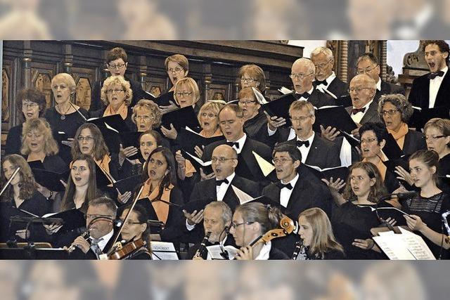 Kammerchor gelingt ein denkwürdiges Konzert