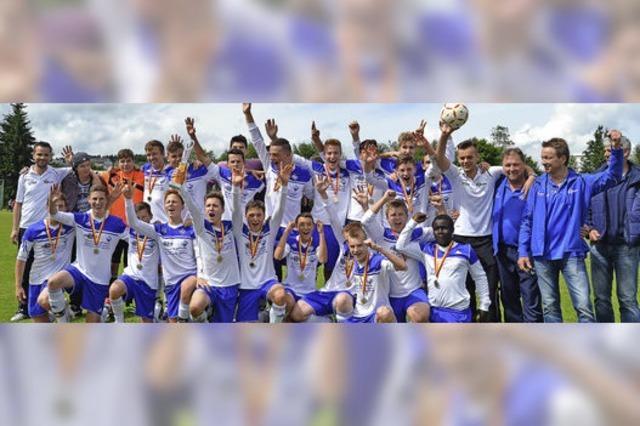FC Neustadt gewinnt nach hartem Kampf