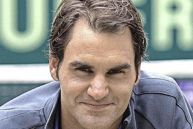 Federer stellt weitere Bestmarke auf
