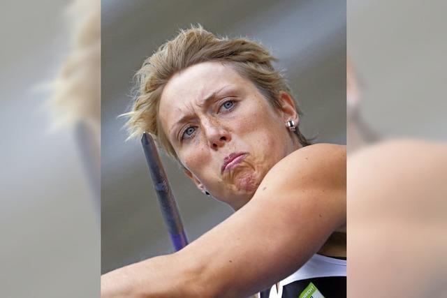 Deutsche Leichtathleten auf Rang zwei