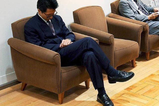 Warum die Japaner das Nickerchen pflegen