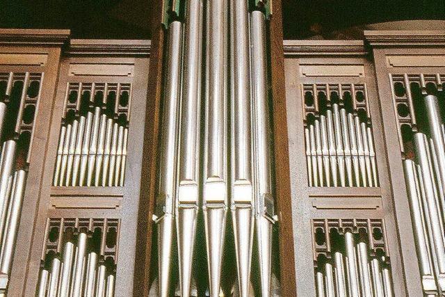 Das Orgelquartett des Freiburger Münsters wird 50 Jahre