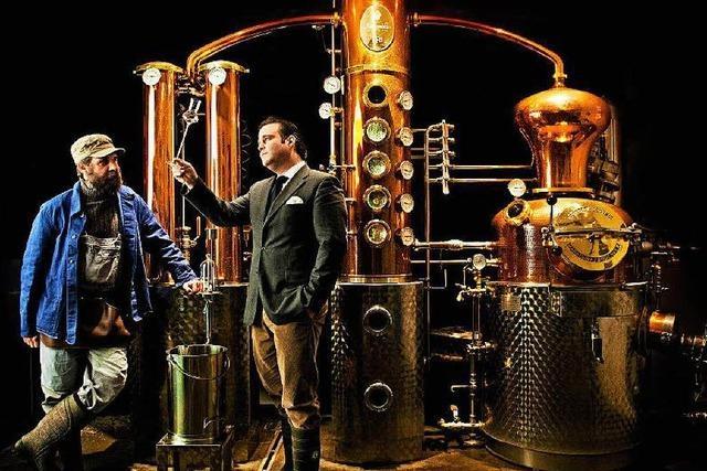 Whisky und Gin aus dem Schwarzwald haben Erfolg