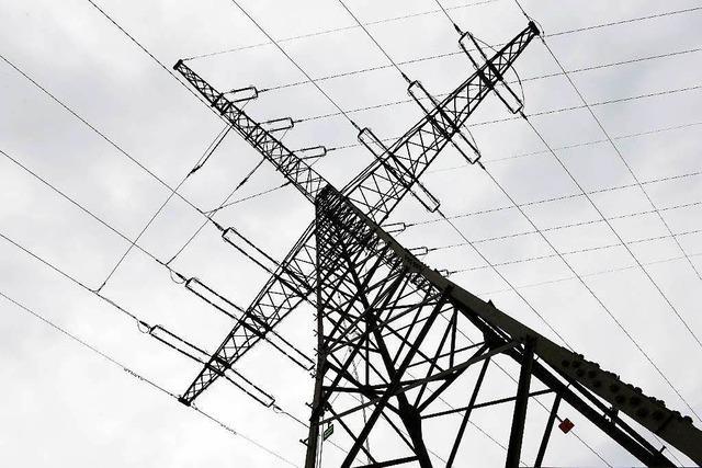 Achtstündiger Stromausfall in Freiburg, Merzhausen und Au