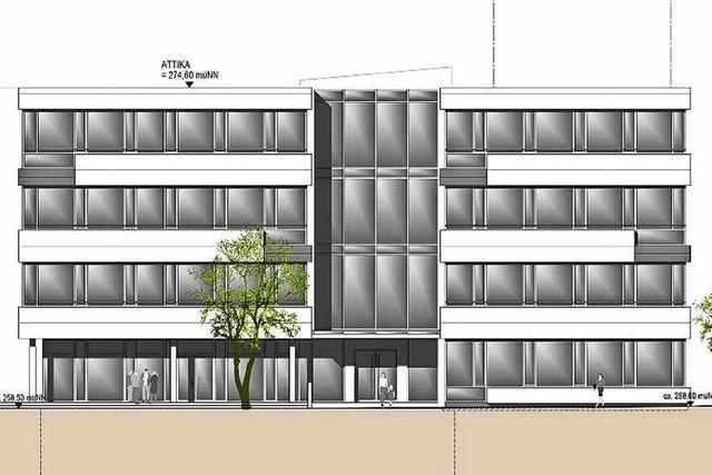 Sick-Bauvorhaben: Waldkircher sind hin- und hergerissen