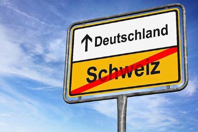 Schäuble lehnt Bagatellgrenze an der Grenze ab