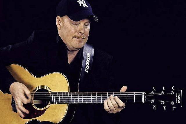 Ulf Wakenius Guitar Duets mit