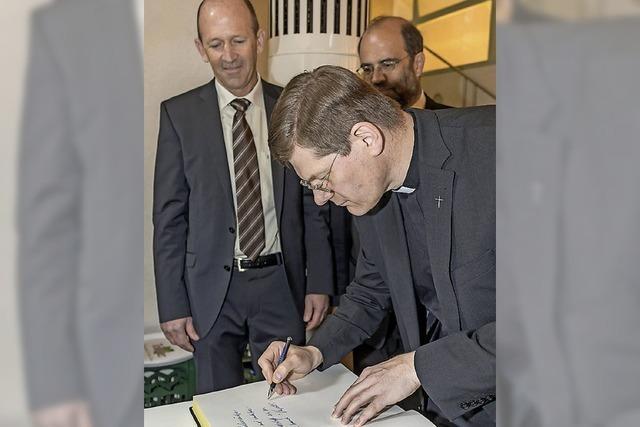 Erzbischof zu Gast in Grafenhausen
