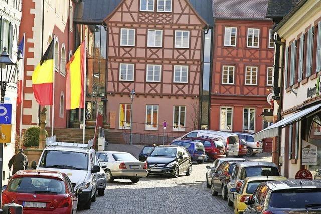 Verkehrskonzept Thema im Ettenheimer Gemeinderat