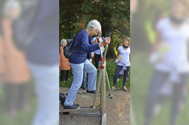 Stadt nimmt Senioren in den Blick