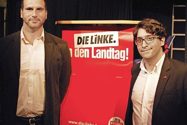 Linke geht mit Lörracher Stadtrat in die Landtagswahl