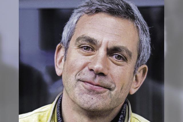 Wladimir Kaminer hat die Prenzlschwaben entdeckt