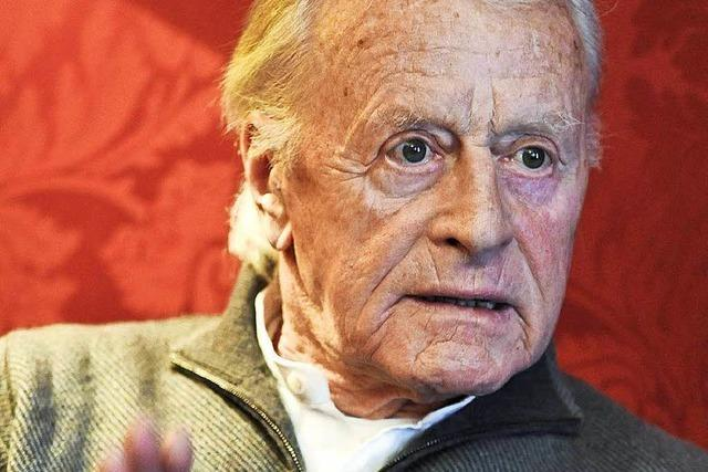 Helmuth Lohner ist tot