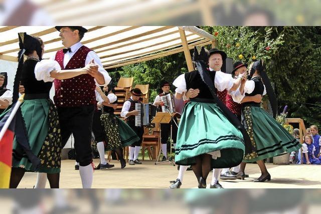 150 JAhre Musikverein Trachtenkapelle Breitnau in Breitnau
