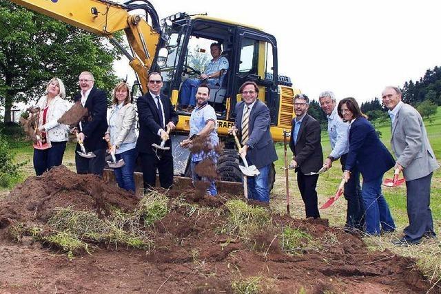 16 neue Baugrundstücke in Schuttertal