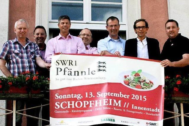 Gehobene Kulinarik soll Schopfheim-Besuch zum Genuss machen