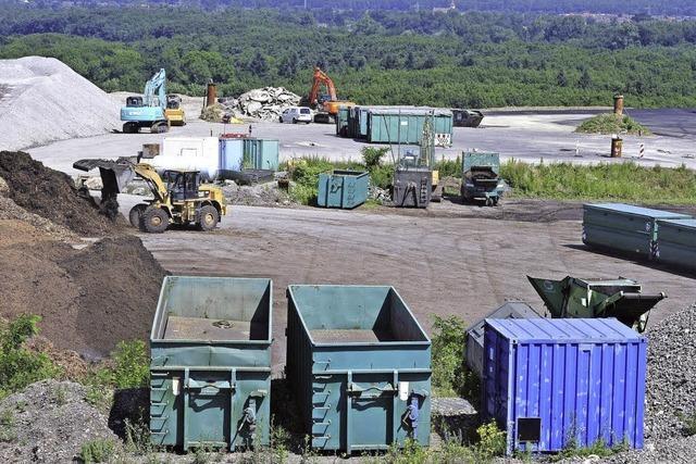 Millionen für bessere Grünschnitt-Verwertung: Abfall-Projekt mit Pilotcharakter