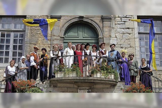 Ein Fest im Zeichen des Mittelalters