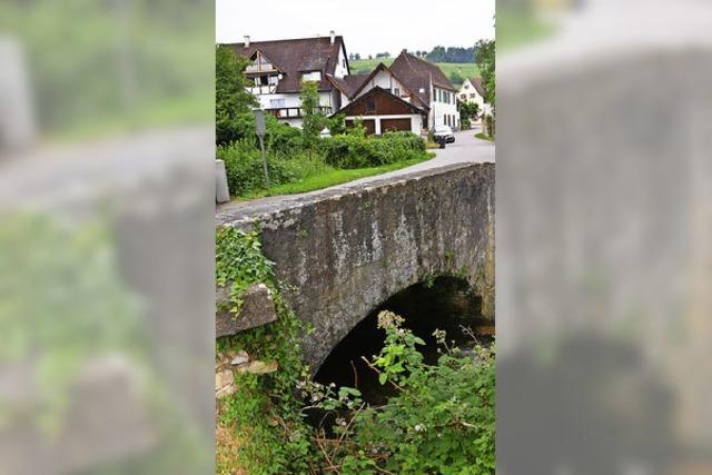 Ja zum Brückenabriss für Vereinsheimbau
