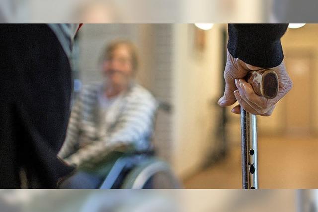 Mehr Hilfe für Demenzkranke
