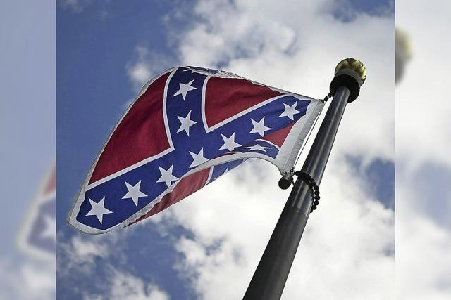 Südstaatenflagge soll entfernt werden