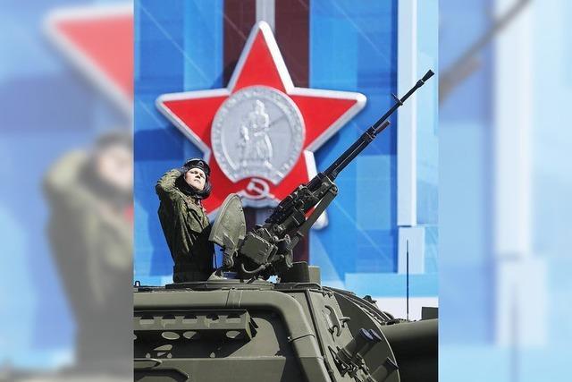 Besuch in Moskau: Glasnost? Das ist lange her