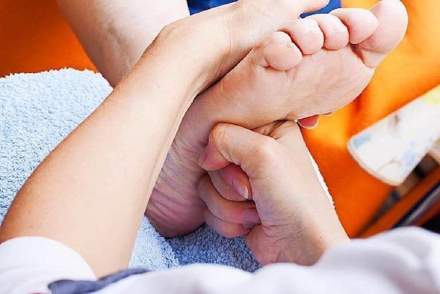 So wichtig ist die richtige Fußpflege