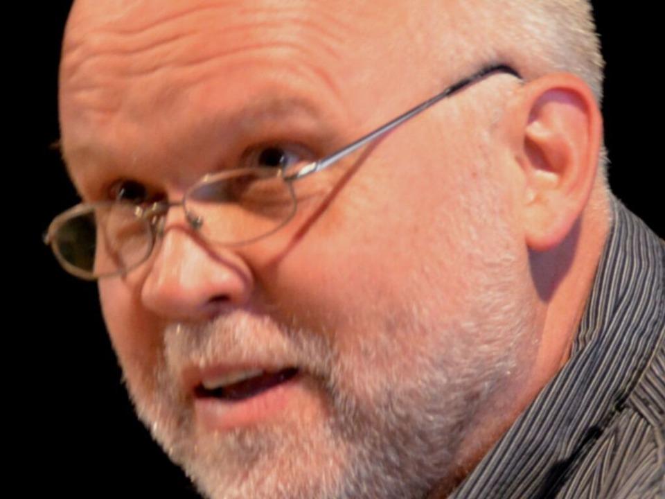 Axel Mayer ist Regional-Geschäftsführer des BUND  | Foto: Privat