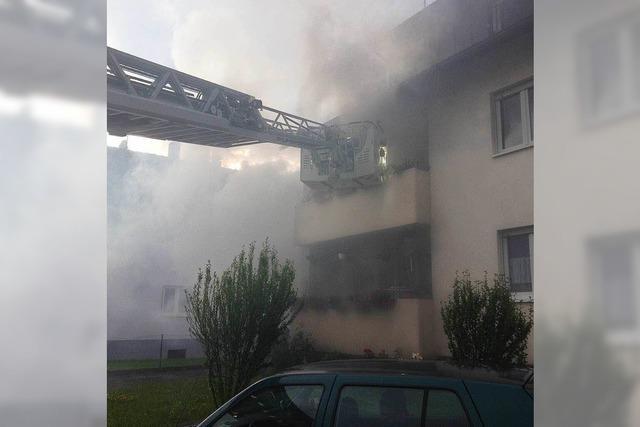Feuer in Buchholz: War es Brandstiftung oder Fahrlässigkeit?