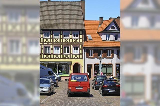 Neues Verkehrskonzept für Ettenheimer Altstadt