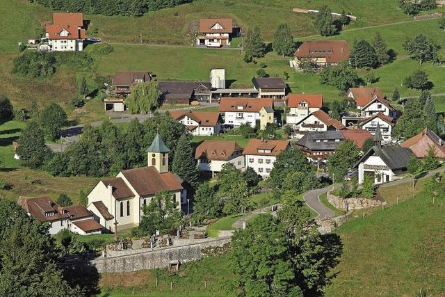 Dorfpräsentation mit Frühstück in Wieden