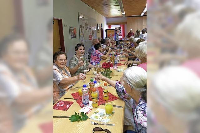 Ferienprogramm für Senioren ist angelaufen
