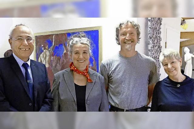 Wenn Kunst in Dialog mit der Kunst tritt