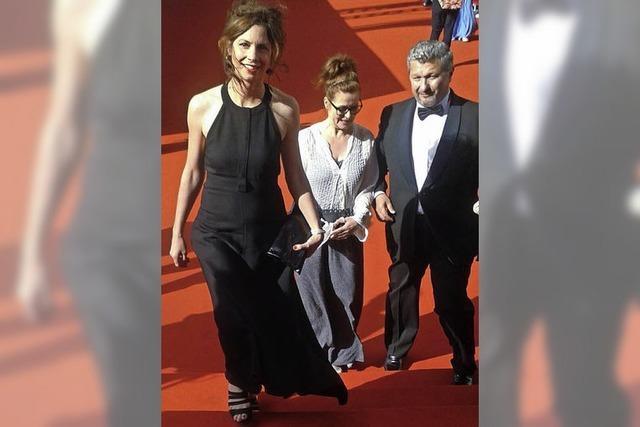 Die Freiburger Maskenbildnerin Isabelle Neu war für den Deutschen Filmpreis nominiert