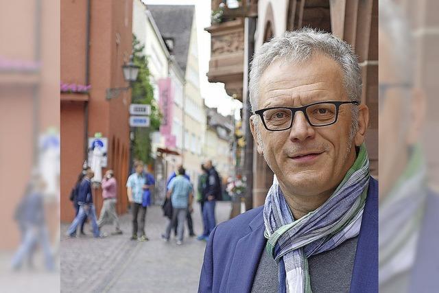 Ulrich Eith spricht bei der Samstags-Uni über Parteien und Demokratie
