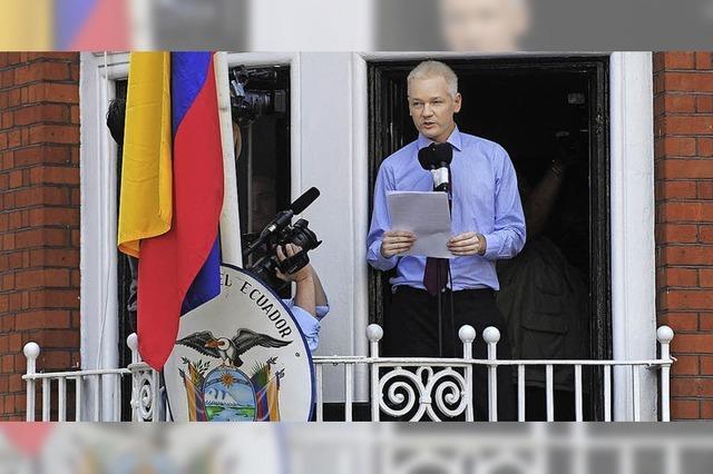 Wikileaks rückt wieder ins Scheinwerferlicht