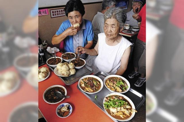 Fleisch aus Maos Zeiten