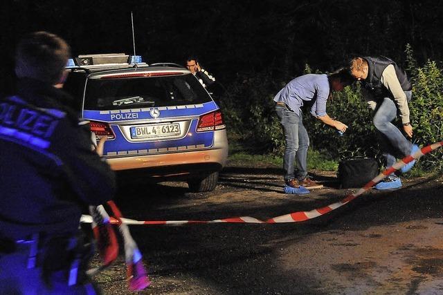 Mann in Offenburg wurde angezündet