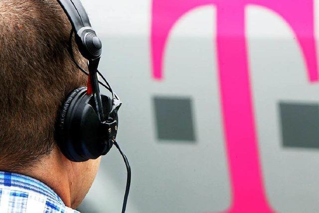 Telekom streicht 130 Jobs in Freiburg