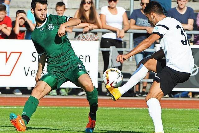 Kennenlernen in Kehl: SC Freiburg gewinnt mit 4:1