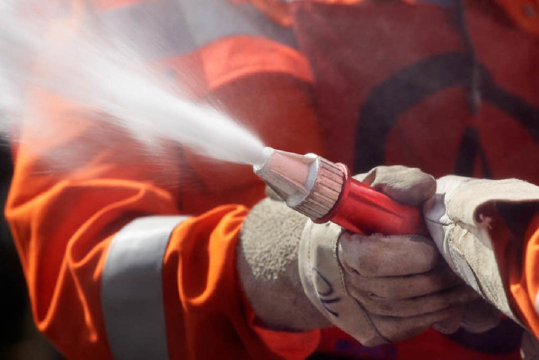 Eine Brandserie beschäftigt die Feuerwehr in Staufen.  | Foto: Fotolia.com/Ingo Bartussek