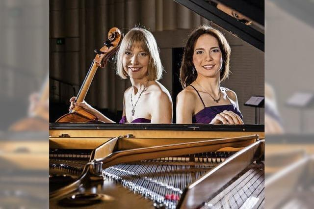 Werke für Violoncello und Klavier von Schostakowitsch, Lutoslawski und Prokofiev