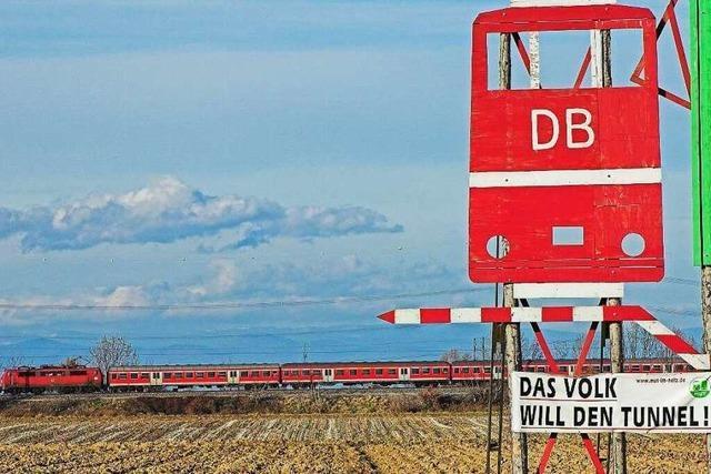 Der Tunnel soll kommen – Jubel in Offenburg