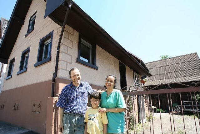 Familie will Haus von 1840 renovieren - in Eigenarbeit und mit Hilfe von Freunden