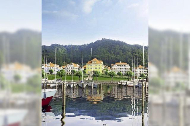 Stilvoll leben und wohnen direkt am Bodensee