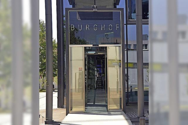 Burghof bekommt ab 2016 einen höheren Zuschuss