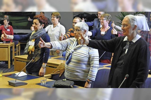 Gemeinderat stimmt für Seniorenbeirat und schafft Halbtagsstelle